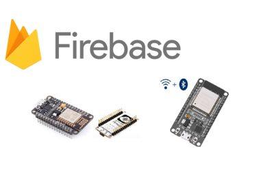 Firebase y Arduino